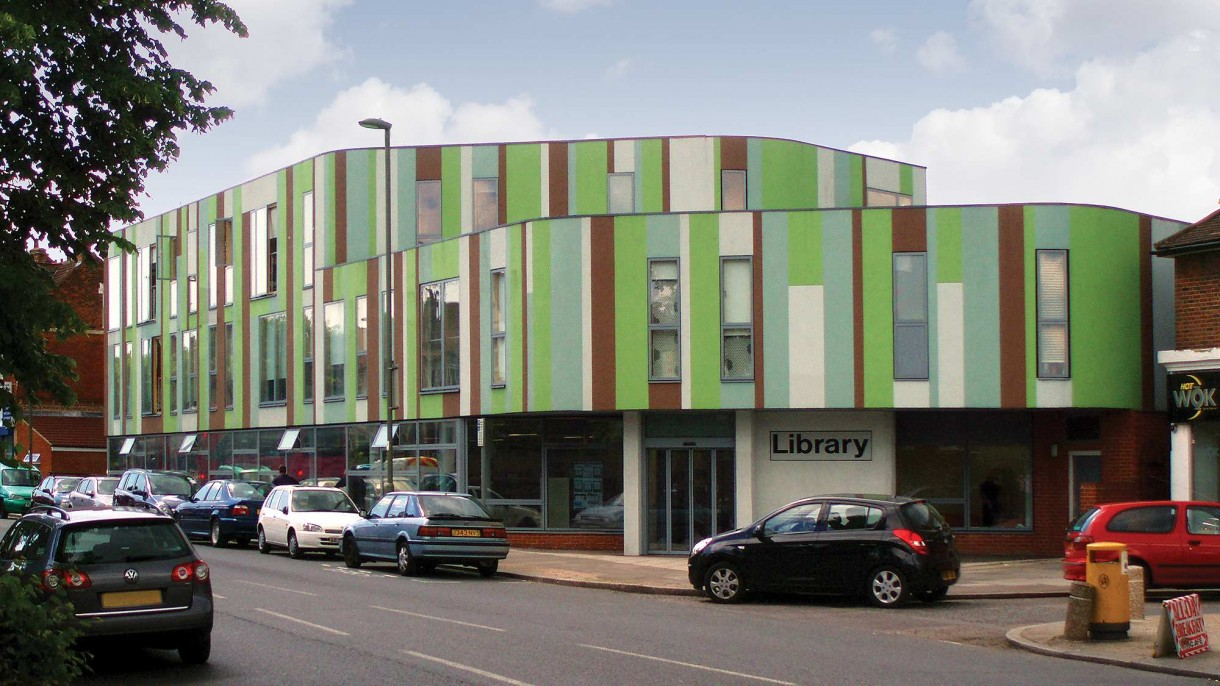 South Friern Library
