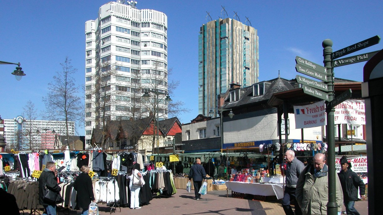 Barking Town Centre
